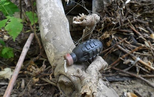 Двое украинских военных подорвались на растяжке в Луганской области