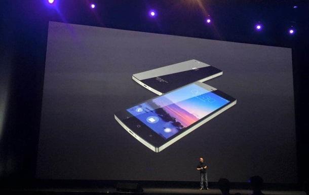 В єтнамська компанія представила перший hi-end смартфон