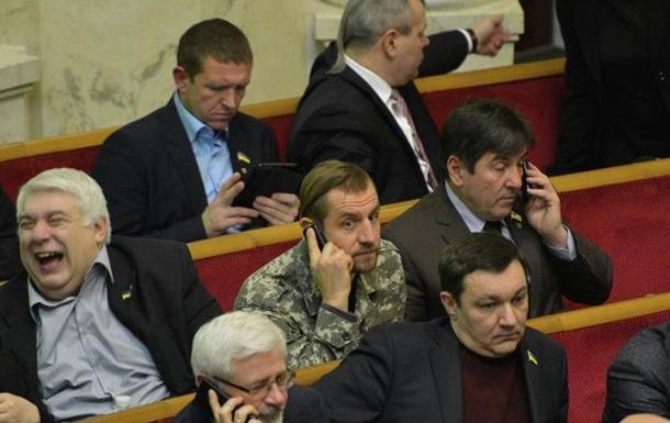 Украинские нардепы. Кто и насколько разбогател за прошедший год