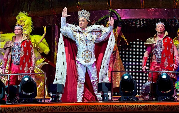 До Луганська приїде московський цирк Нікуліна