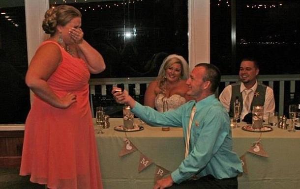 Фото разочарованной невесты стало хитом интернета
