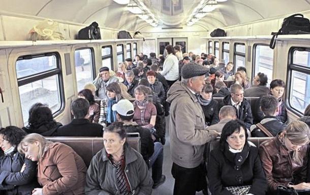 После реформы проезд в электричках возрастет в 10 раз