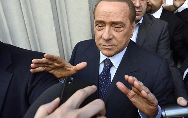 Берлускони ошибся и призвал голосовать на выборах за оппонента - СМИ