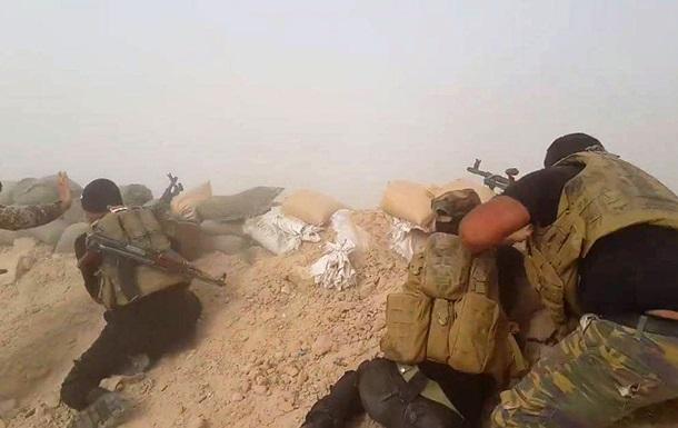 При бомбардировке позиций Исламского государства погибли 59 мирных жителей