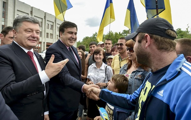 Саакашвили объяснил свое согласие занять пост главы Одесской области