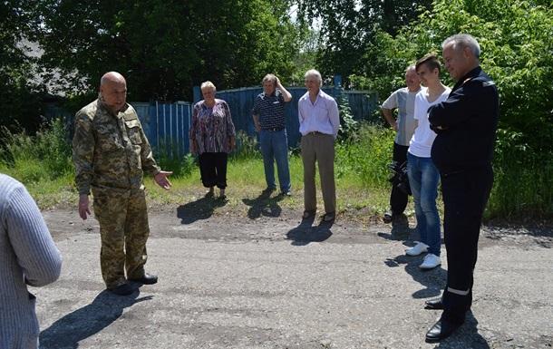 Прифронтову Катеринівку приєднали до Золотого - Москаль
