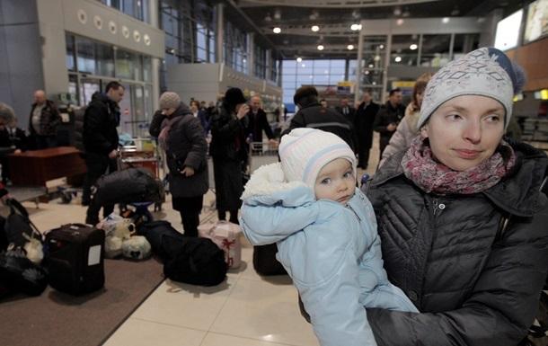 Украина – шестая в мире по количеству беженцев в ЕС
