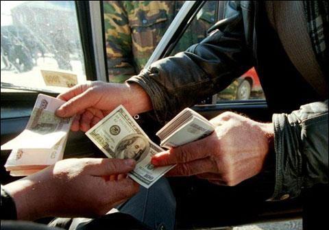С 1 июля 2015 года могут быть проблемы с легальным обменом валюты
