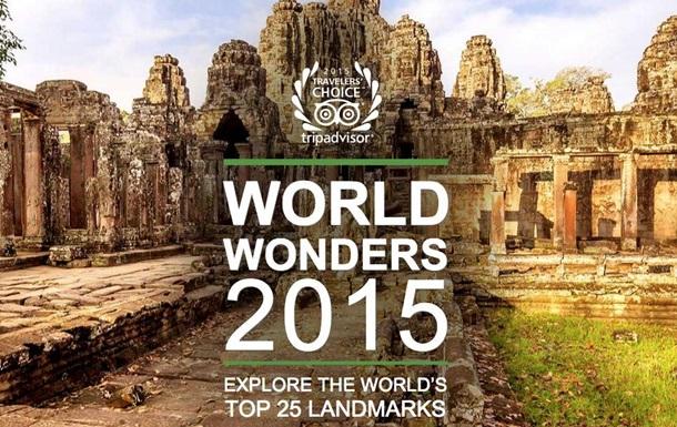 TripAdvisor назвал ТОП-25 мест, которые должен увидеть каждый турист
