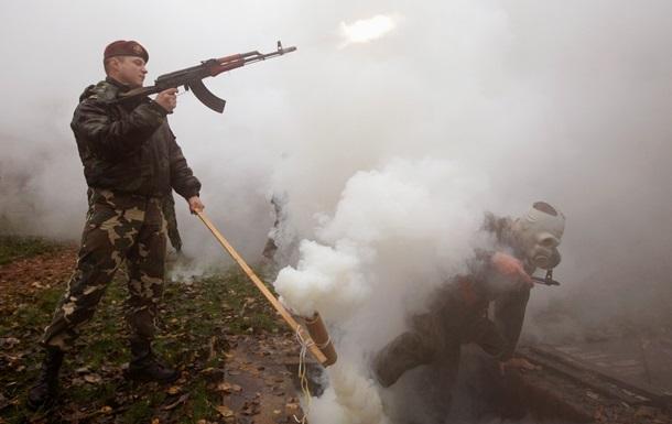 Беларусь проведет военные учения на границе с Украиной