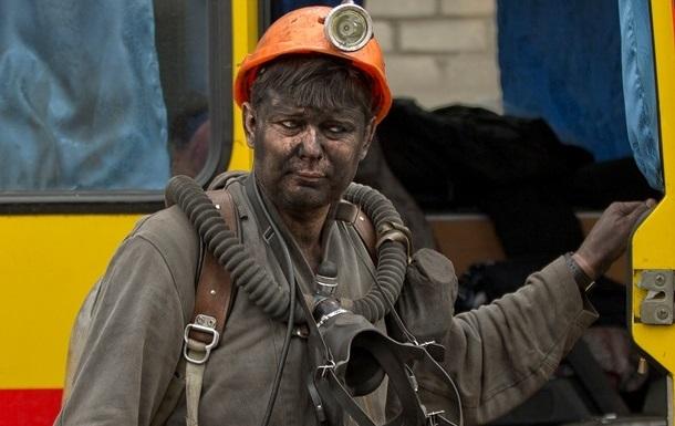 В ДНР заявляют, что все горняки шахты Засядько выведены на поверхность