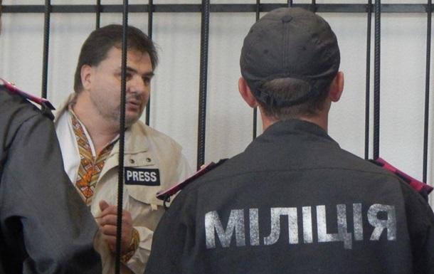Суд продлил арест журналисту Коцабе