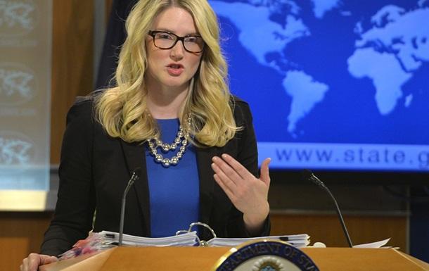 В Госдепе США назвали виновных в росте напряженности на Донбассе