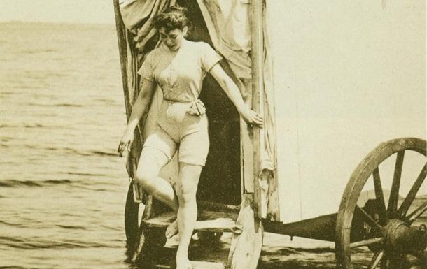 Интим в воде. Как отдыхали в начале XX в.