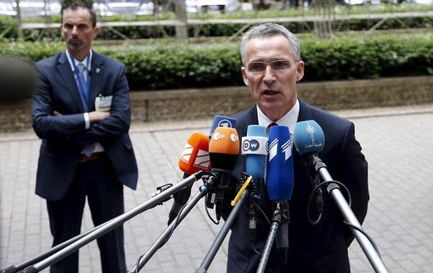 Столтенберг: Россия не представляет угрозы для стран НАТО