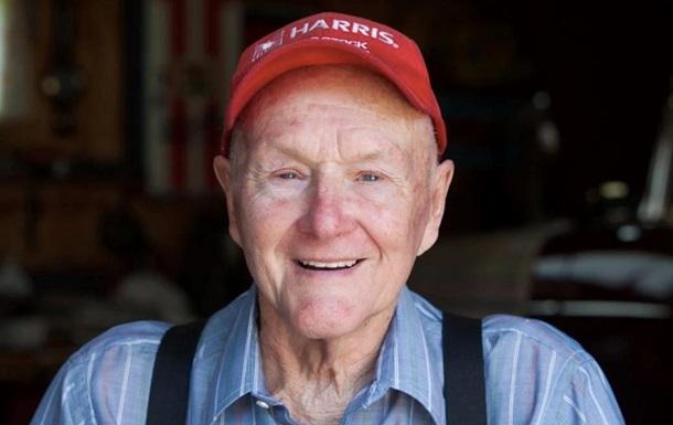 91-летний американец осуществил мечту протаранить джипом ворота гаража