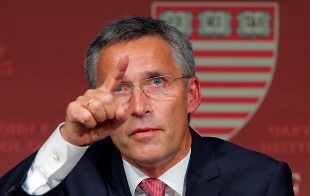 Генсек НАТО: Ответственность за прекращение конфликта в Украине лежит на РФ