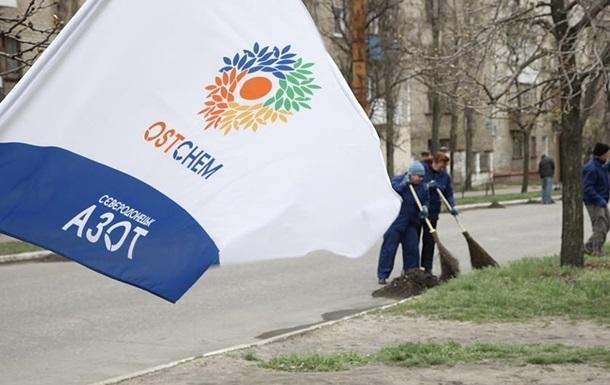 Яценюк погрожує націоналізувати два заводи Фірташа