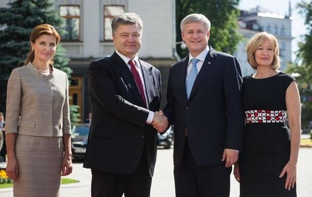 Украина и Канада начали работу над упрощением визового режима