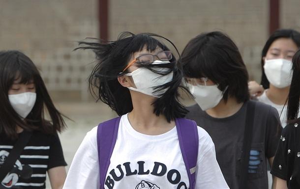 В Южной Корее людей просят не выходить из дома при подозрении на вирус MERS