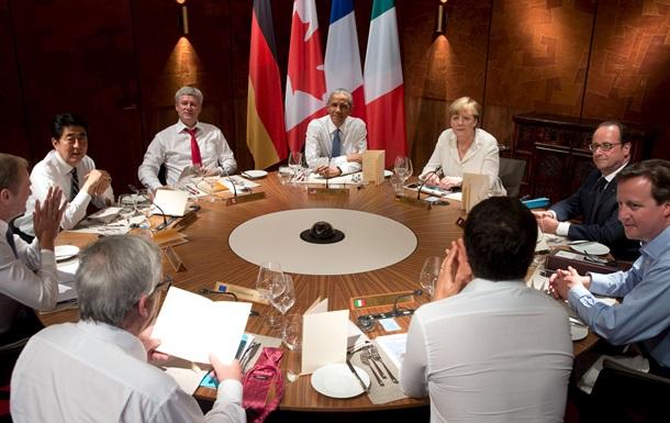 Канада, Германия и Великобритания выступили за единую позицию по Украине
