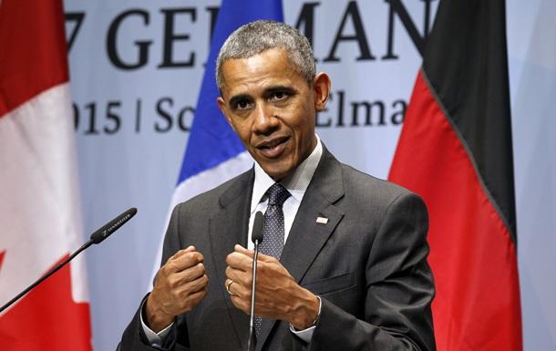 Обама призвал  срочно решить проблему Греции