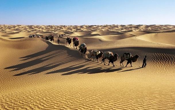 Ученые установили возраст одной из крупнейших песчаных пустынь мира
