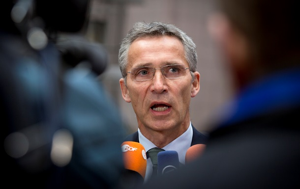 Генсек НАТО заявил о необходимости поддерживать Украину