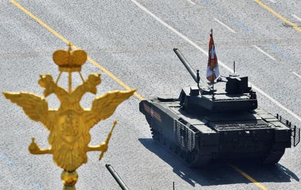 В Китае раскритиковали российский супертанк Армата