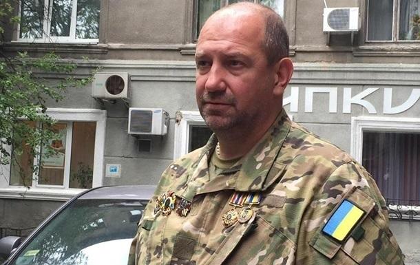 Экс-комбат Айдара пришел на допрос в прокуратуру