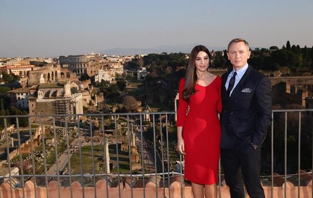 Появился тизер к фильму  007: Спектр  с Моникой Беллуччи и Дэниэлом Крейгом