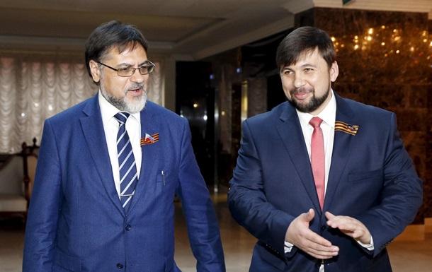 Сепаратисты отзывают поправки о Крыме и хотят в состав России