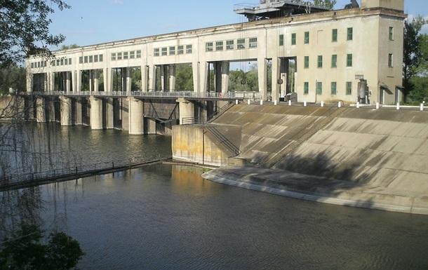 Канал Северский Донец-Донбасс прекратил подачу воды
