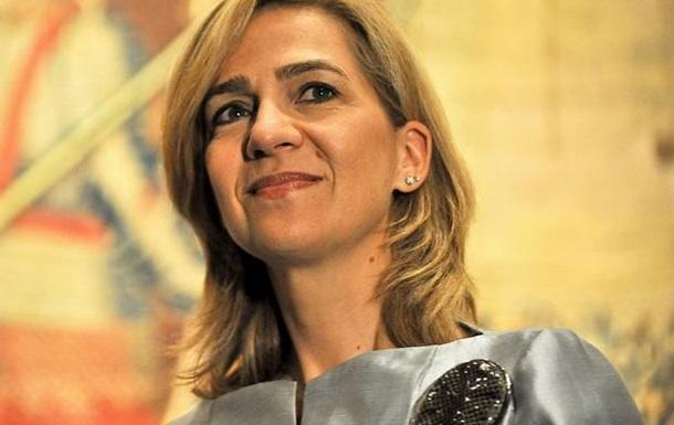 Король Испании лишил свою сестру титула герцогини