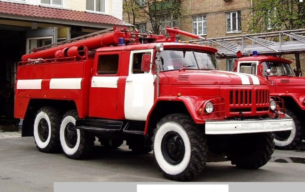 Кабмин хочет закупить пожарных машин на 200 млн гривен