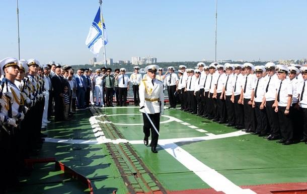 Порошенко назначил новую дату дня флота Украины