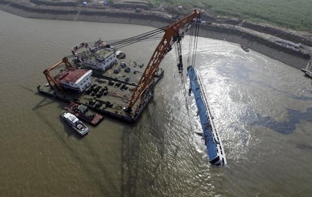 Китай назвал итоговое число жертв крушения судна в Янцзы