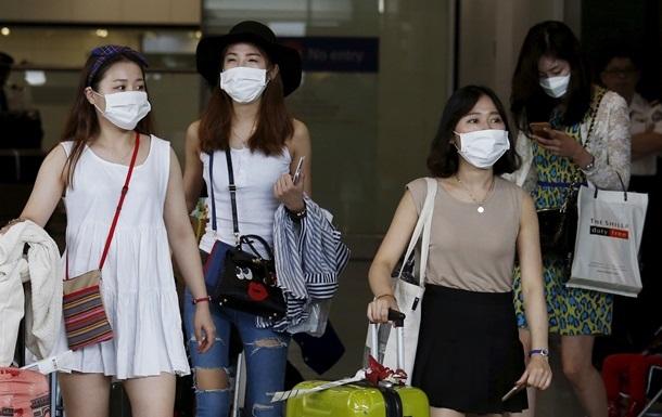 У Південній Кореї зростає кількість хворих на MERS