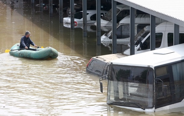 Кількість жертв повені в Тбілісі збільшилася до п яти
