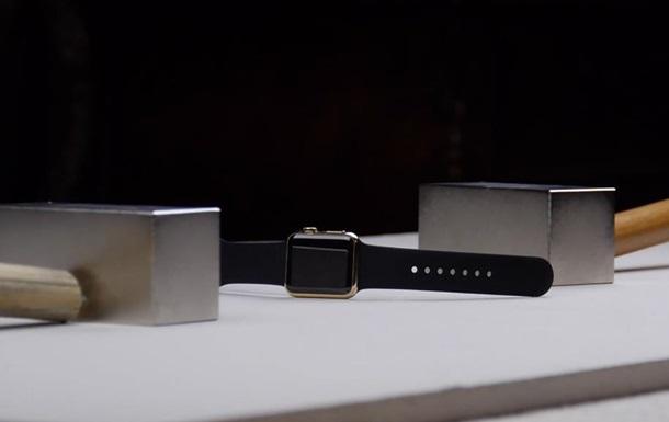 Apple Watch испытали в краш-тесте при помощи неодимовых магнитов