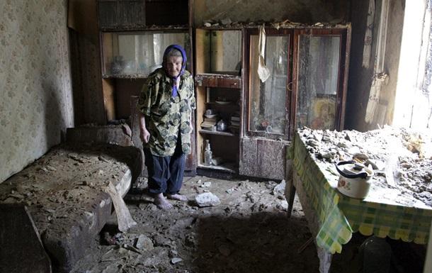 Донецк: война превратилась в обыденность