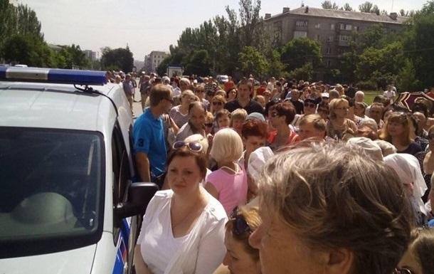Итоги 15 июня: конфликт вокруг Наливайченко, митинг в Донецке