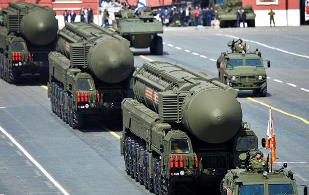 Россия увеличит состав ядерных сил 40 новыми баллистическими ракетами