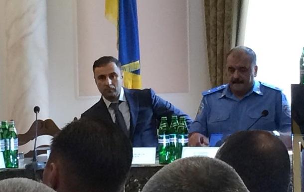Одесскую милицию возглавил грузин-соратник Саакашвили