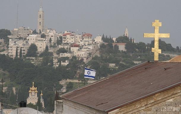 Россия хочет получить права на культурные объекты в Иерусалиме