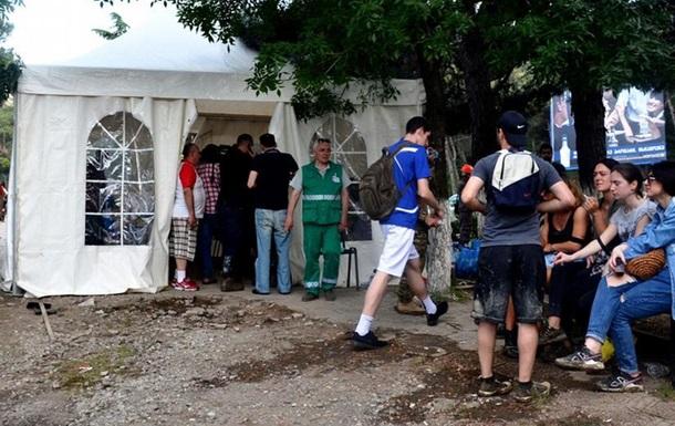 В Тбилиси из-за сильного дождя объявлена эвакуация