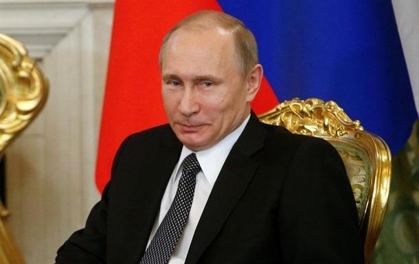 Сумно. Путін прокоментував слова Порошенка про  хабар  Януковичу