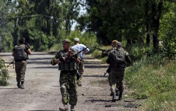 В Марьинке сепаратисты предприняли попытку прорыва – штаб
