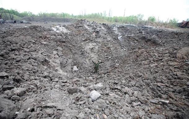 Обнародованы фото последствий мощного взрыва в Донецке