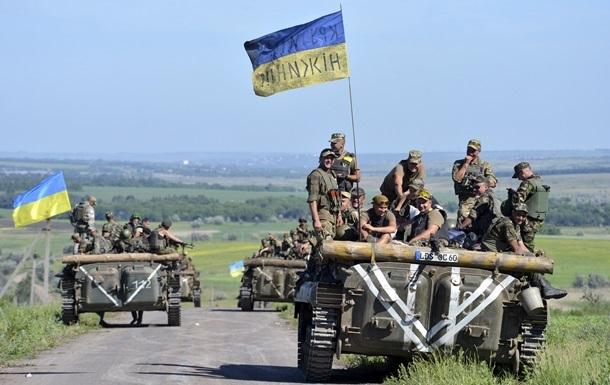 На Донбассе резко сократились обстрелы. Карта АТО за 17 июня